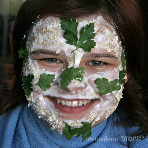 Покраснело лицо после маски