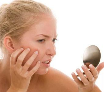 Проблемы и противопоказания использования косметической глины и масок – не переборщите