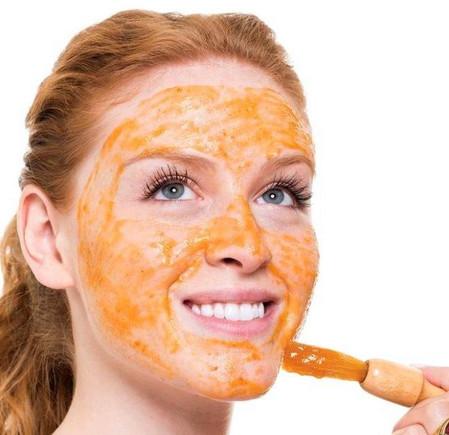 Уход за жирной кожей маски из глины