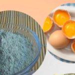 Маска из глины и яйца: увлажнение и питание кожи
