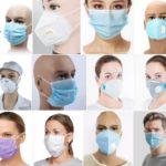 Какие бывают медицинские маски: виды и типы