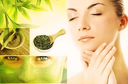 Чайные маски для омоложения кожи